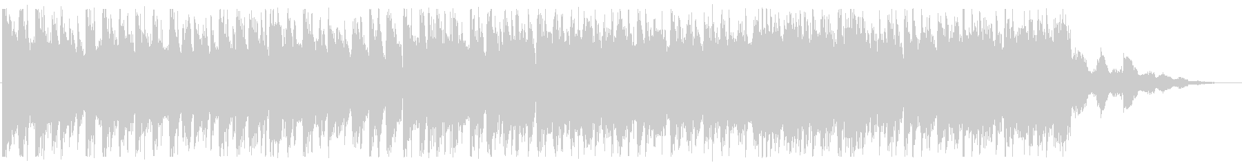 煌びやかなディスコ_No693_5の未再生の波形