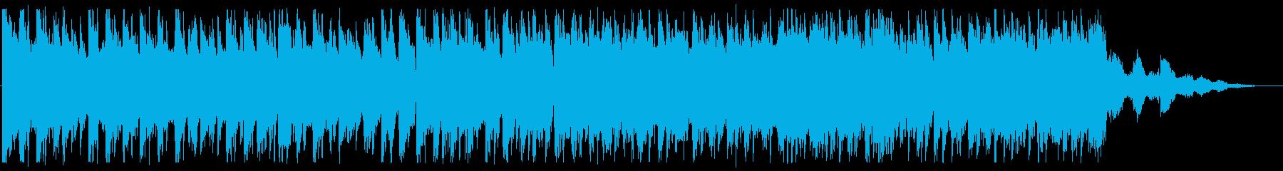 煌びやかなディスコ_No693_5の再生済みの波形