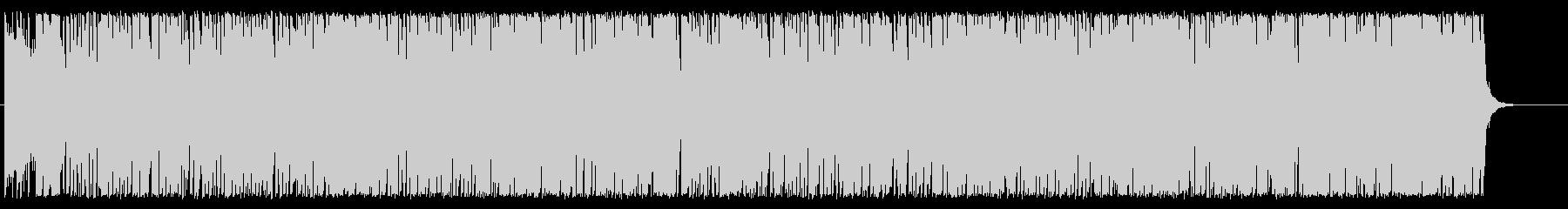おどけた感じ可愛いく明るいシューマンの曲の未再生の波形