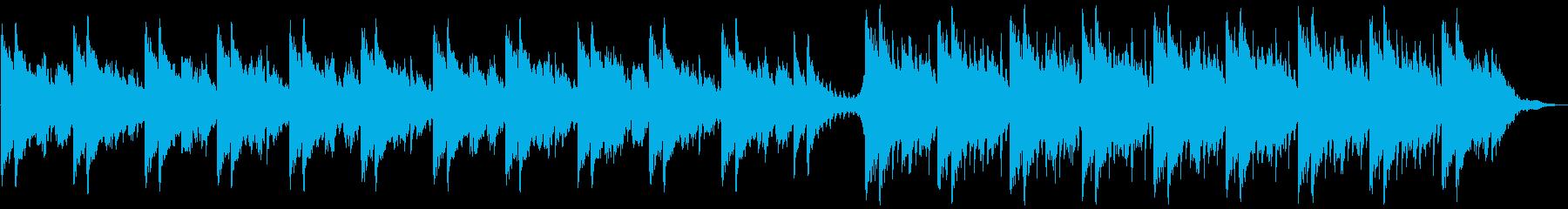 ピアノ・ストリングス・カメラ・VLOGの再生済みの波形