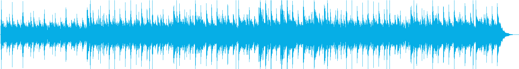 vlog・ピアノとアコギでしっとりの再生済みの波形