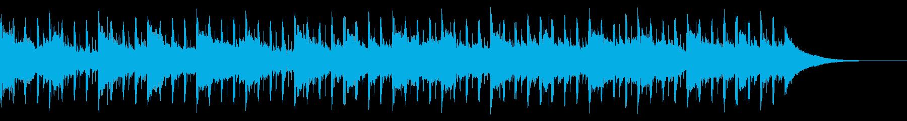 企業の健康(39秒)の再生済みの波形