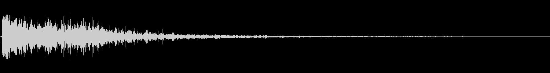 スミスアンドウェッソン、チーフスペ...の未再生の波形