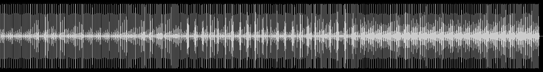 YouTube 木琴ソロ・シンプルの未再生の波形