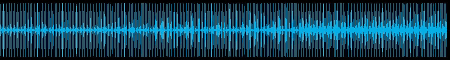 YouTube 木琴ソロ・シンプルの再生済みの波形