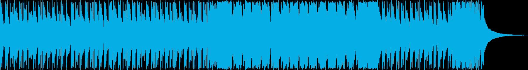 昭和家族の日常系のほほんの再生済みの波形