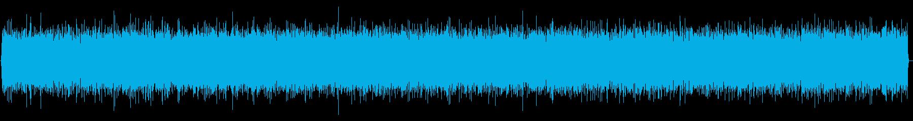 映写機01-4の再生済みの波形