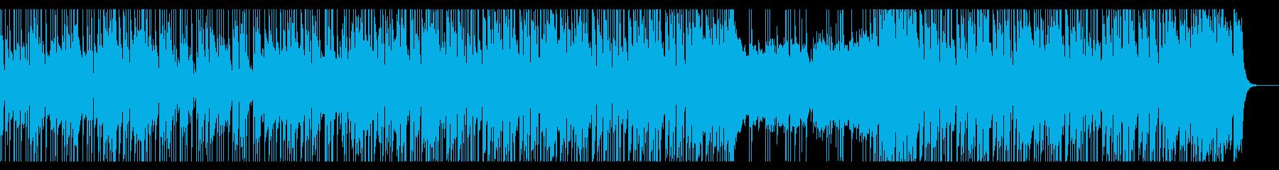 大人な感じのファンクです。の再生済みの波形