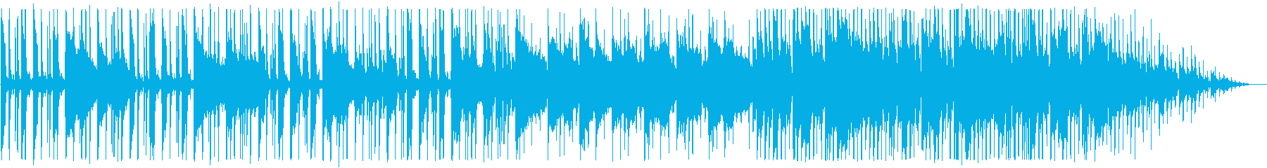 爽やか/優しさ/R&B_No470_3の再生済みの波形