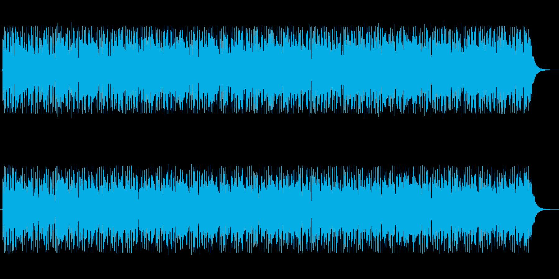【パロディー】 戦隊物のあの感じ  の再生済みの波形