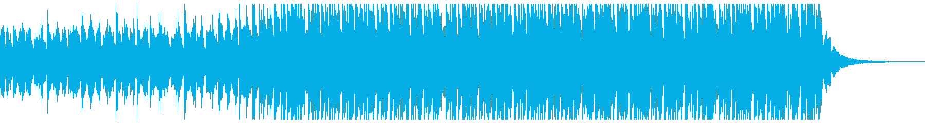 ハッピーサマー(ミディアム)の再生済みの波形