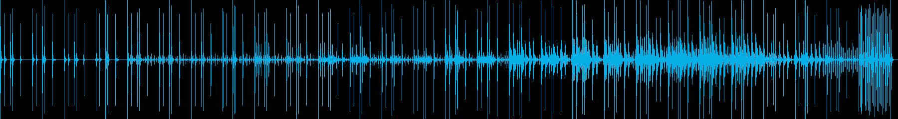 KANTハンズクラップジングル3の再生済みの波形