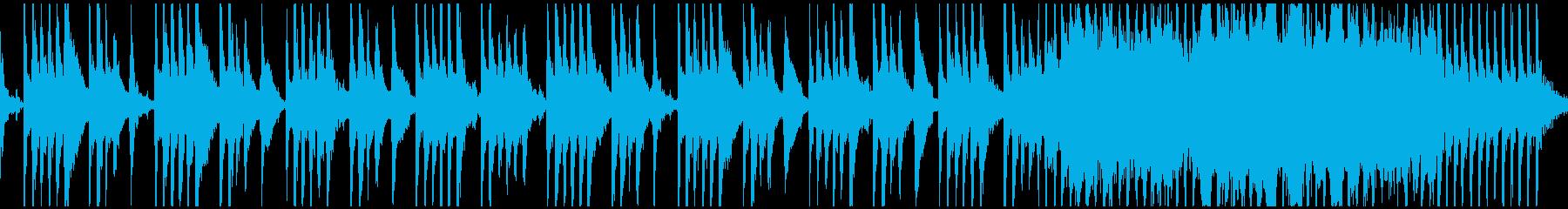 ループ/時計チクタクとピチカートかわいいの再生済みの波形