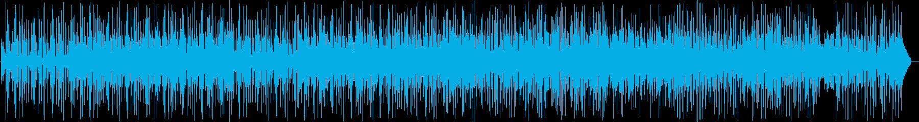 ポップ。かっこいい歌。サックスソロ。の再生済みの波形