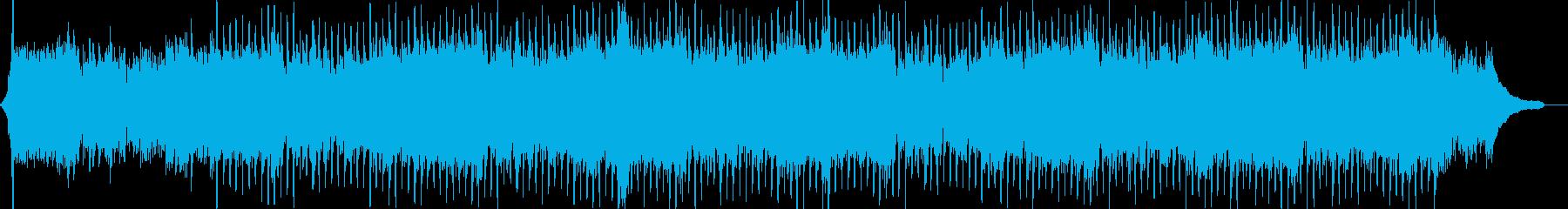 企業VP系47、爽やかピアノ4つ打ちaの再生済みの波形