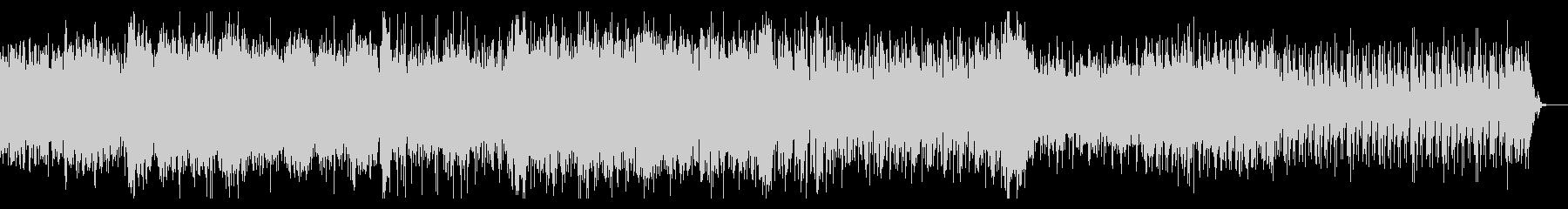 不思議でダークなシネマティックBGMの未再生の波形
