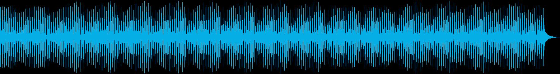 YouTube・休日・おしゃれチルアウトの再生済みの波形