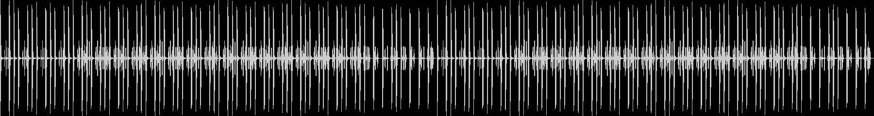 ほのぼの犬猫フルートBGM パターンEの未再生の波形