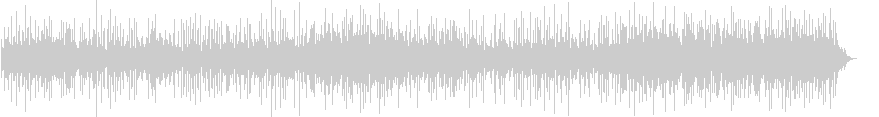 フレキシブルなミディアム・フュージョンの未再生の波形