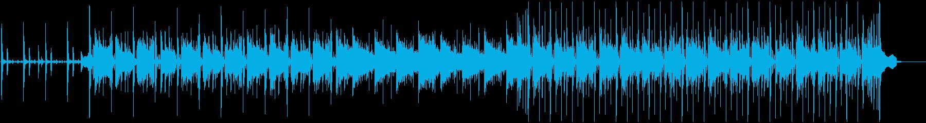 ロードス、ピアノ、ギター、クラビネ...の再生済みの波形