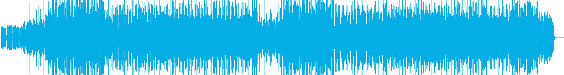 「HR/HM」「DARK」BGM119の再生済みの波形