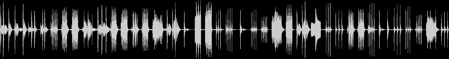 ランダム合成0611 ZGの未再生の波形