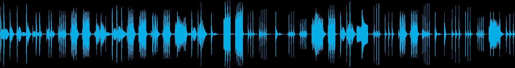 ランダム合成0611 ZGの再生済みの波形