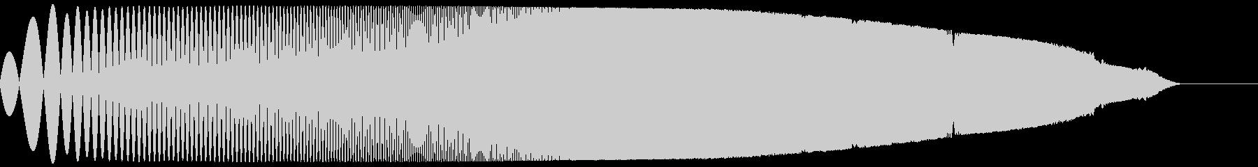 アナログFX 7の未再生の波形