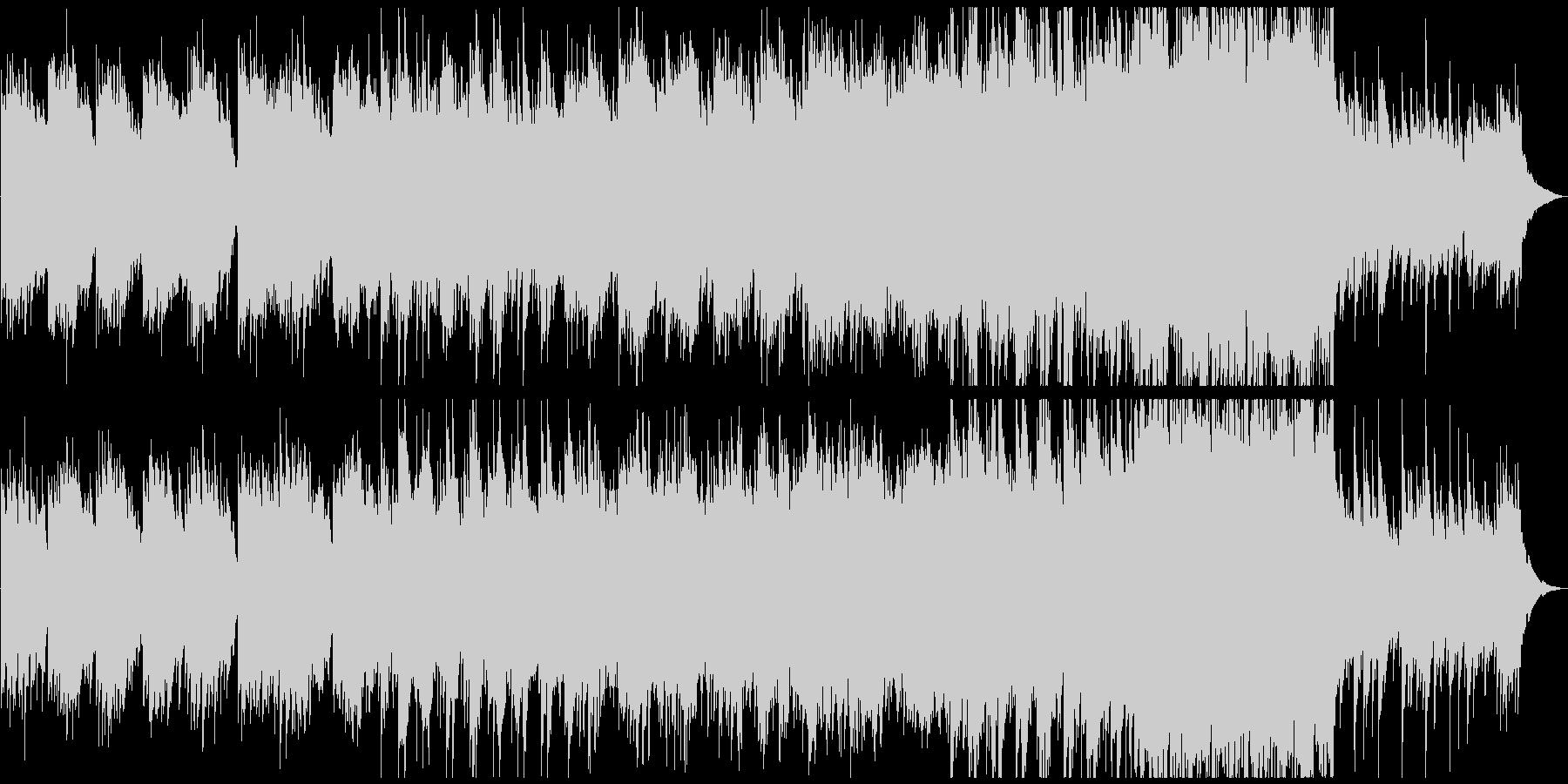 現代的 交響曲 室内楽 モダン ア...の未再生の波形