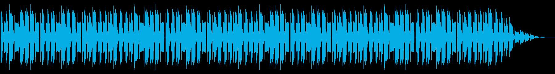 NES アクションB03-1(ステージ3の再生済みの波形