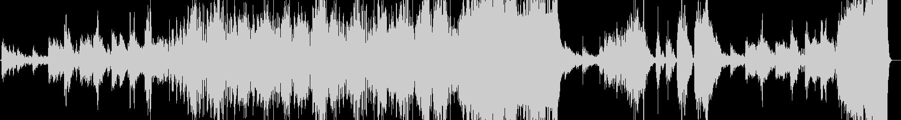 自分の指針「羅針盤」を胸に進む音楽の未再生の波形