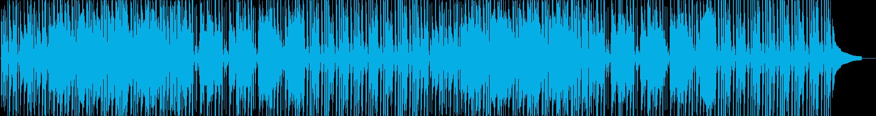 気持ちが弾む軽快なアコースティックポップの再生済みの波形