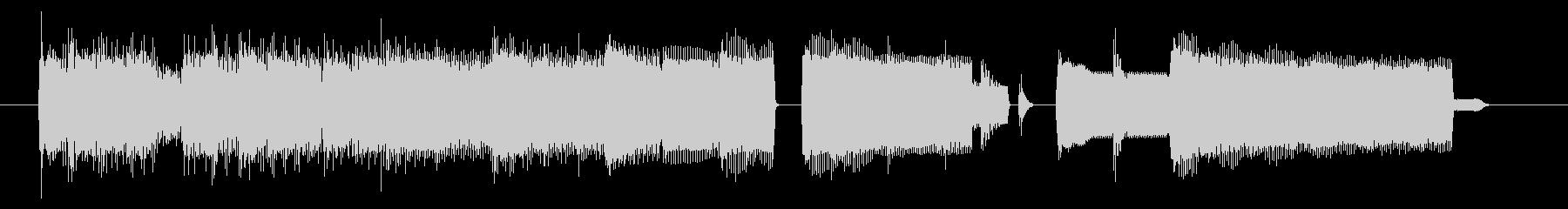 NES アクションC10-3(クリア1)の未再生の波形