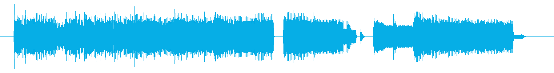 NES アクションC10-3(クリア1)の再生済みの波形