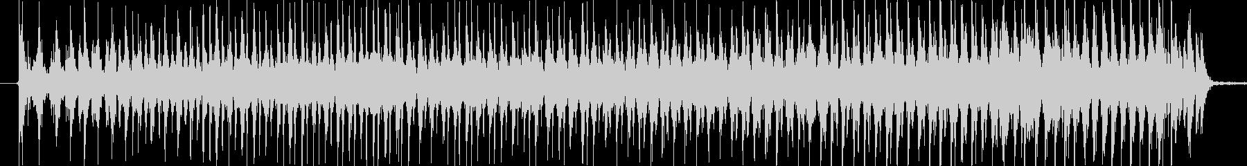 ドリルのバリバリした音です。の未再生の波形