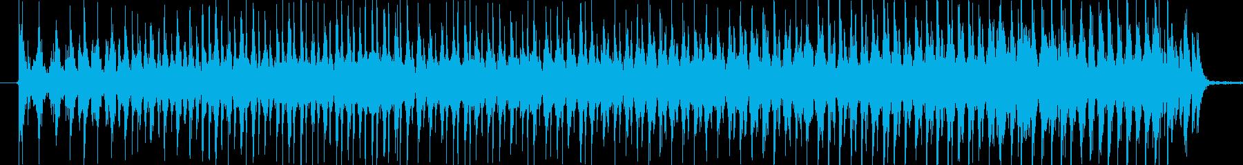 ドリルのバリバリした音です。の再生済みの波形