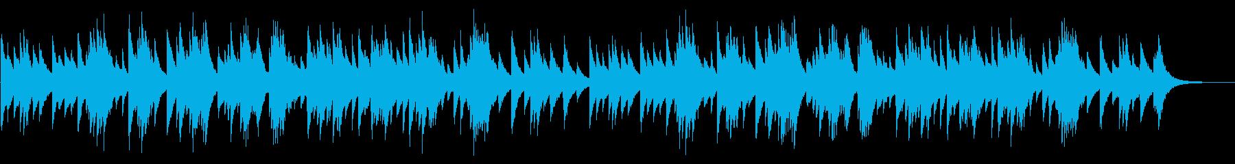 アヴェ・マリア(シューベルト) 72弁オの再生済みの波形