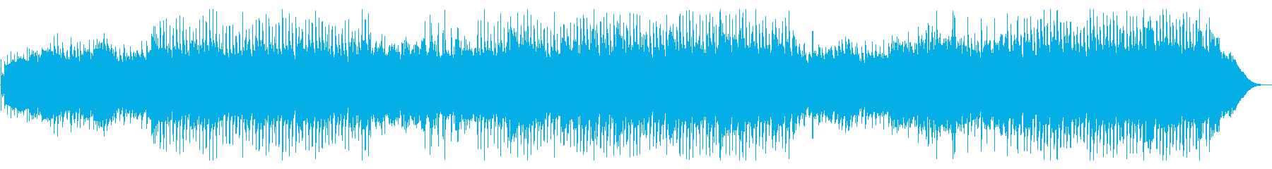 壮大ポップオーケストラの再生済みの波形