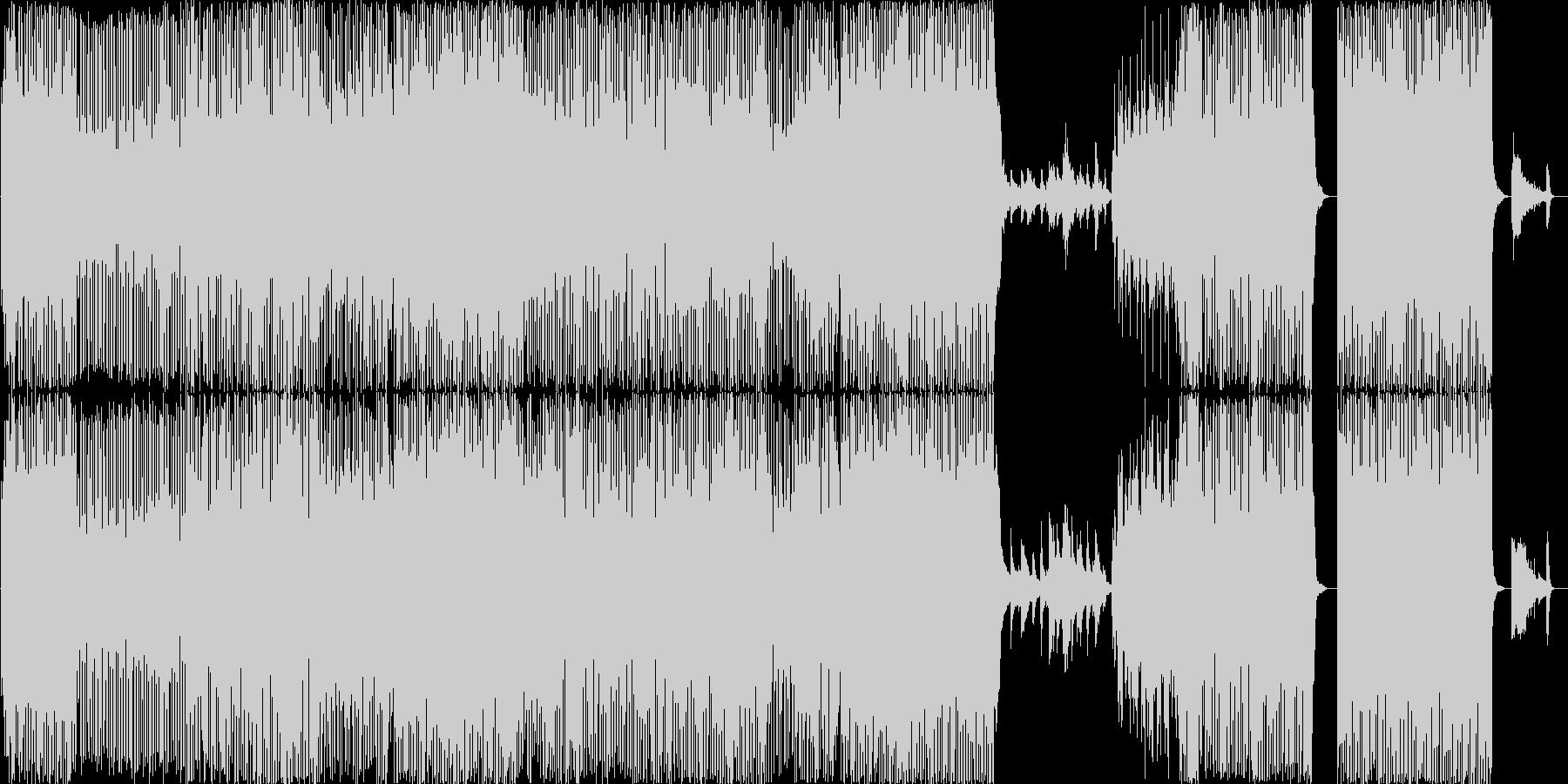 ソロピアノ。ピアノアルペジオの美し...の未再生の波形