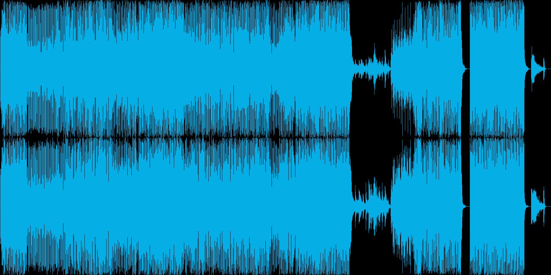 ソロピアノ。ピアノアルペジオの美し...の再生済みの波形