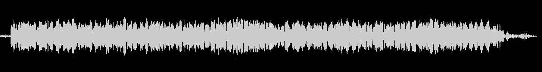 静かでゆったりヒーリングクラシック3の未再生の波形
