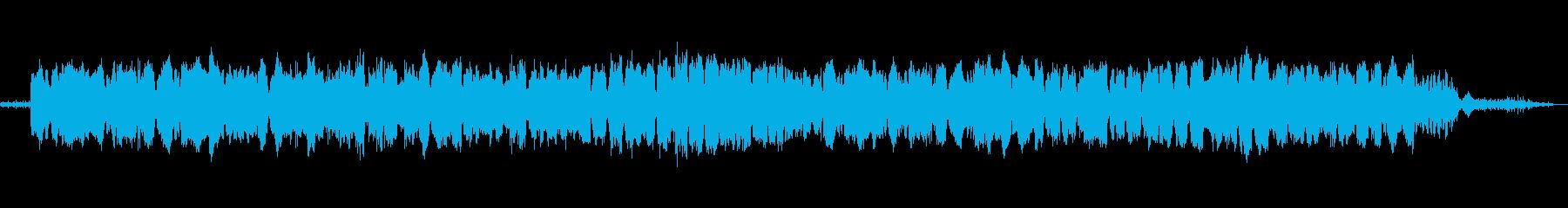 静かでゆったりヒーリングクラシック3の再生済みの波形