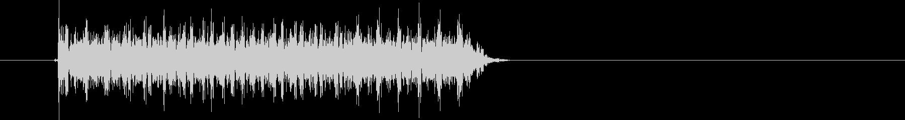 シュルシュル(宇宙、落下、回転)の未再生の波形