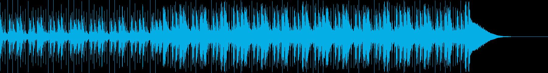 Pf「喰処」和風現代ジャズの再生済みの波形