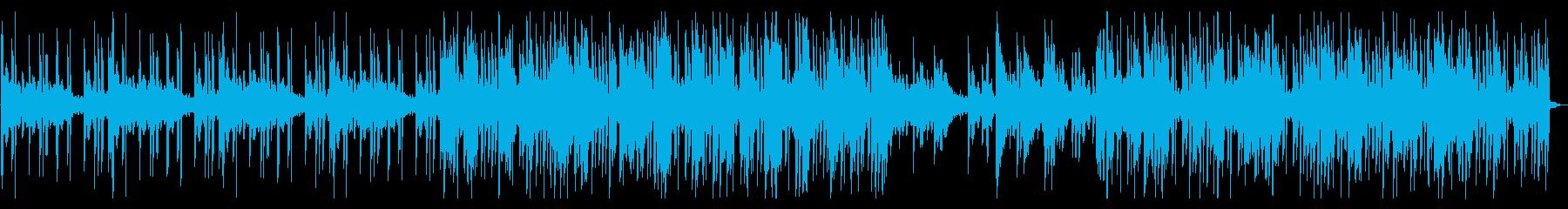 穏やかで優しいR&B_No520の再生済みの波形