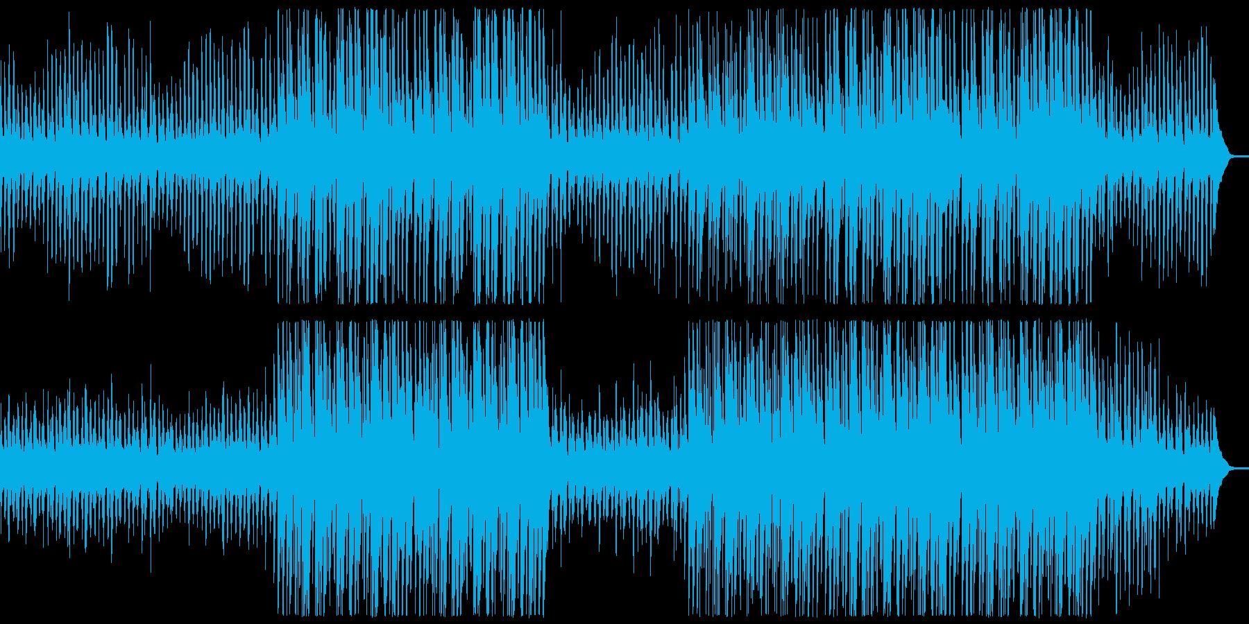【リズム・ベース抜き】軽快なアンサンブルの再生済みの波形