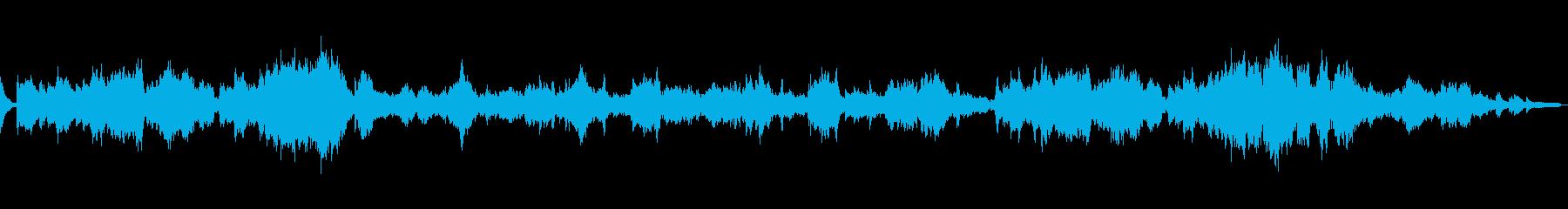幻想即興曲/ショパンの再生済みの波形