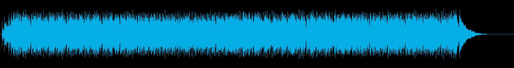 陽気なサーフ・サウンド系エレキ・ポップスの再生済みの波形