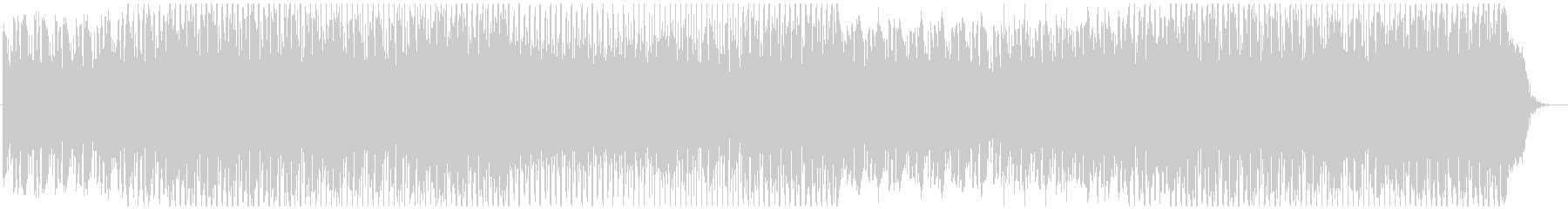 ポップ テクノ 移動 電気ピアノ ...の未再生の波形