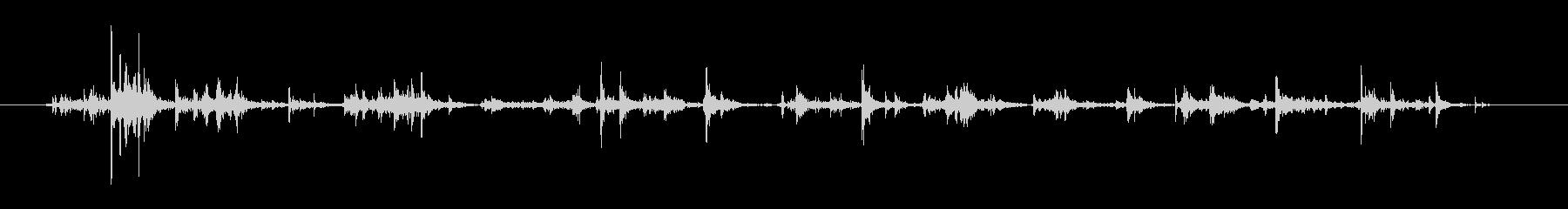 【ペン立て01-4(ガサゴソ)】の未再生の波形